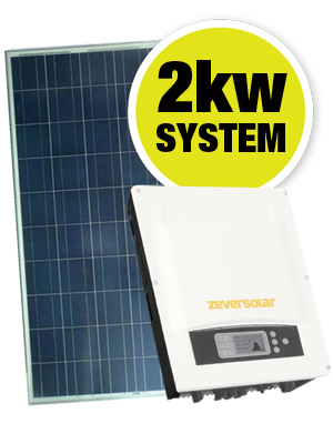 2kw System