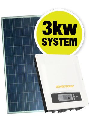 3kw System