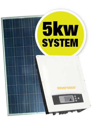 5kw System